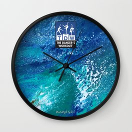 TDW Wall Clock