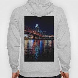 City night bridge Hoody