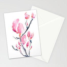Japanese Magnolia Stationery Cards