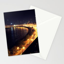Mumbai - marine drive Stationery Cards