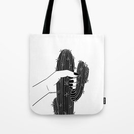 Out Tote Bag