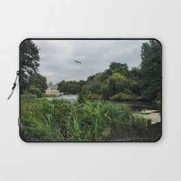 Royal British Garden Park Laptop Sleeve