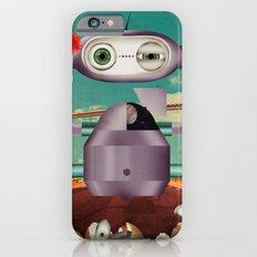 greetings from telencephalon iPhone 6s Slim Case