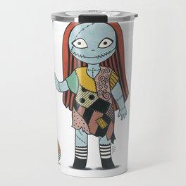 Sally (Nightmare before Christmas) Travel Mug