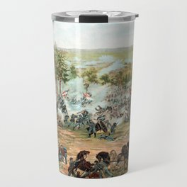 Battle Of Gettysburg -- American Civil War Travel Mug