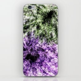 Hidden Faces iPhone Skin