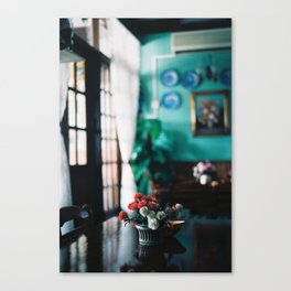 A Bouquet Canvas Print