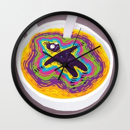 moodmug Wall Clock