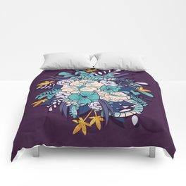 Jungle Bouquet 002 Comforters