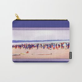 Surfing Camp Carry-All Pouch