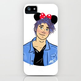 Mikey Mouse iPhone Case