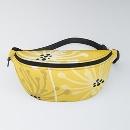 Queen Anne's Lace Fanny Pack