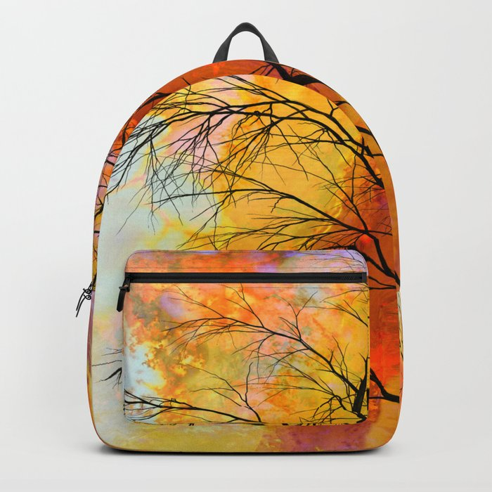 the naked tree Backpack
