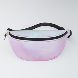 Soft Rainbow Pastels Fanny Pack