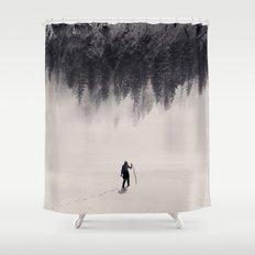New Adventure Shower Curtain
