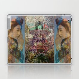 Once Upon A Time in Tokyo II Laptop & iPad Skin