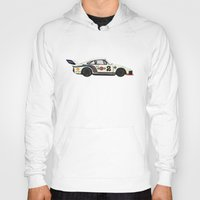 racing Hoodies featuring Martini Racing by MRKLL