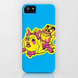 Ghost Lover iPhone Case