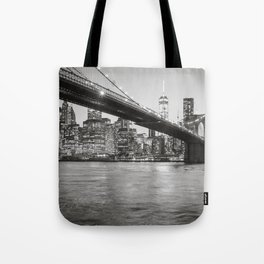 After Sunset in Brooklyn Tote Bag