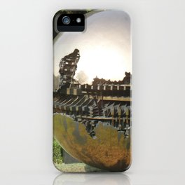 Wealth iPhone Case