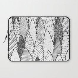 Pattern Trees Laptop Sleeve