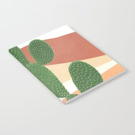 Abstract Cactus II Notebook
