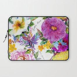 Gather Roses Laptop Sleeve