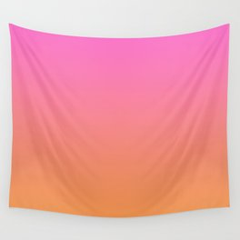 Ombré Sunset  Wall Tapestry