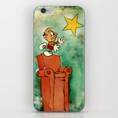 The Natural Philosopher  iPhone & iPod Skin
