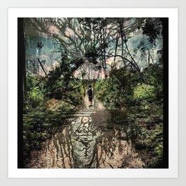 Poetic Transcendence Art Print