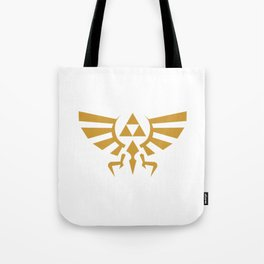Zelda Triforce Tote Bag