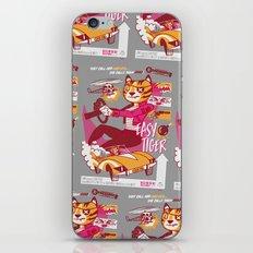 Easy Tiger iPhone & iPod Skin