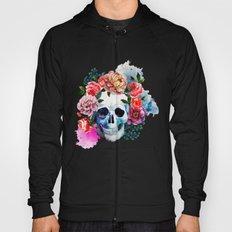 Flower Skull Hoody