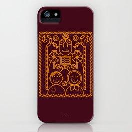 Hansel&Gretel iPhone Case
