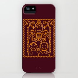 Hansel&Gretel iPhone Case