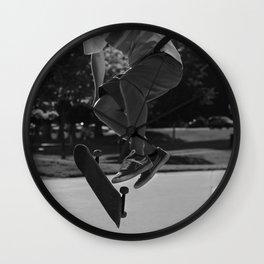 Varial Kickflip Wall Clock