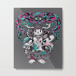 Chaos Theory Metal Print