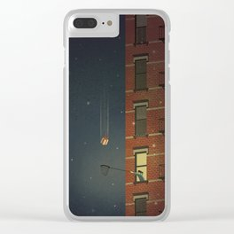 A Special Gift Clear iPhone Case