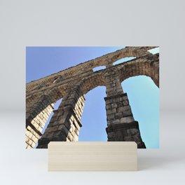 Segovia Aqueduct Mini Art Print