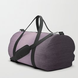 Purple Ombre II Duffle Bag
