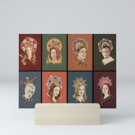 The Saints of Sunnydale  Mini Art Print