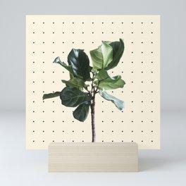 Home Ficus Mini Art Print