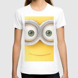 minion smile T-shirt