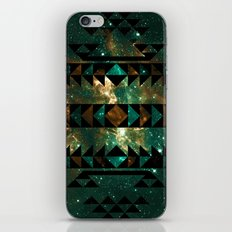 Gatsby Dust Tribal iPhone & iPod Skin