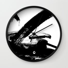 Ecstasy Dream No, A218 by Kathy Morton Stanion Wall Clock