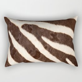 Zebra #society6 #buyart Rectangular Pillow