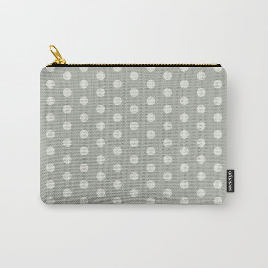 Oyster Bay Dots Carry-All Pouch