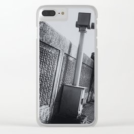 A view of the sea Clear iPhone Case