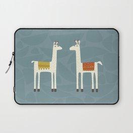 Everyone lloves a llama Laptop Sleeve