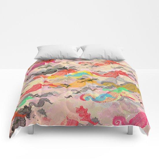 Seahorses  Comforters